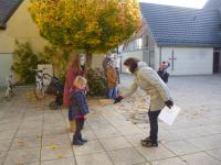 Der Herbst zieht durch das Land ©A. Zoller