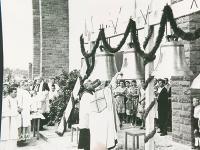 08_Glockenweihe - 26.7.1959