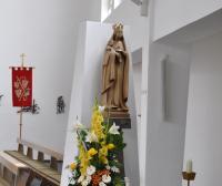 25_Hl. Maria an ihrem neuen Standort nach dem Umbau