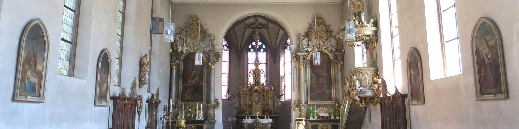 17_Rottendorf_Sankt_Vitus_Innenraum©WürzburgWiki Wolfgang